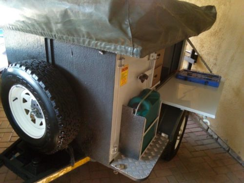 4x4 off road camping trailer rental near me